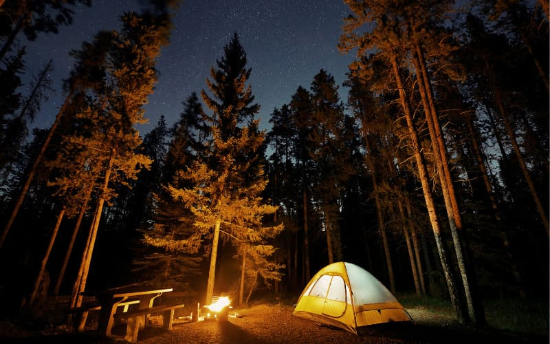 6 Tips To Help You Anticipate Unforeseen Events When Camping