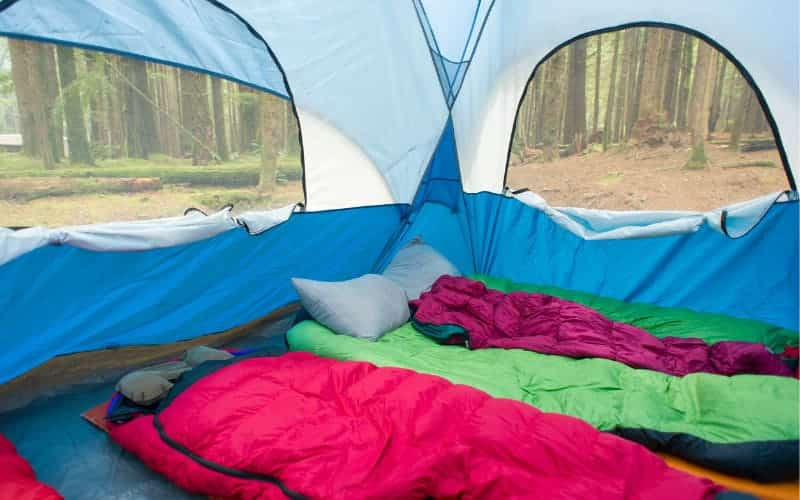 How To Choose The Best Sleeping Bag For Your Camping Holidays
