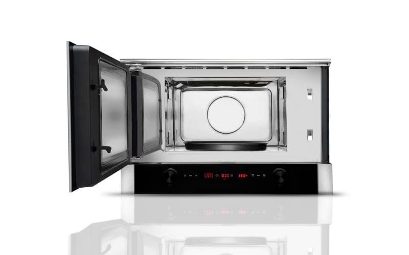 How To Fix The Glass In A Microwave